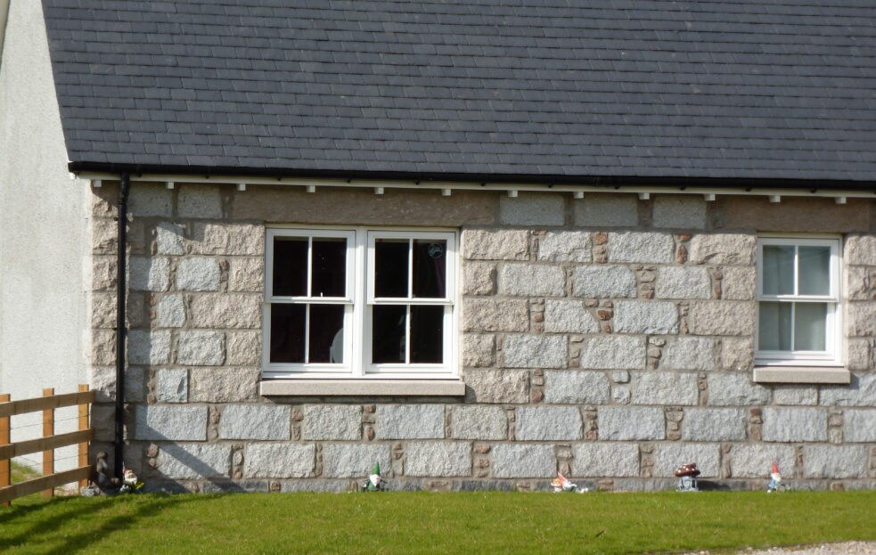 Granite Building Masonry from Caledonian Stone