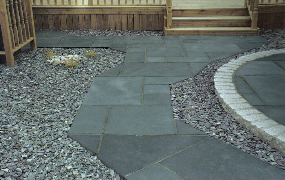Limestone Paving from Caledonian Stone